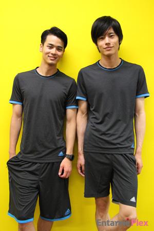 イケメンモデルユニット「岩永兄弟」が番組企画でフルマラソンに