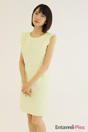 洋服が素敵な小島梨里杏さん