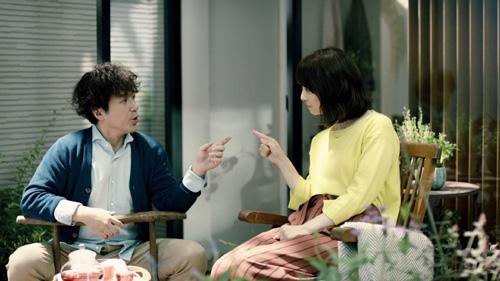 石田ゆり子とムロツヨシさんが出演するパナソニックのCM「あたらしい物語が、つづく。」の続編として「リフォームの人」篇が公開された。