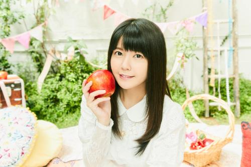リンゴと竹達彩奈