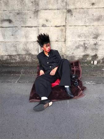 10月14日からスタートする俳優の賀来賢人が主演を務める日本テレビ系10月期日曜ドラマ『今日から俺は!!』(毎週土曜よる10時30分~)の出演者によるリレーブログを10